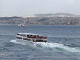 Thumbnail Tourist boat on the Bosphorus